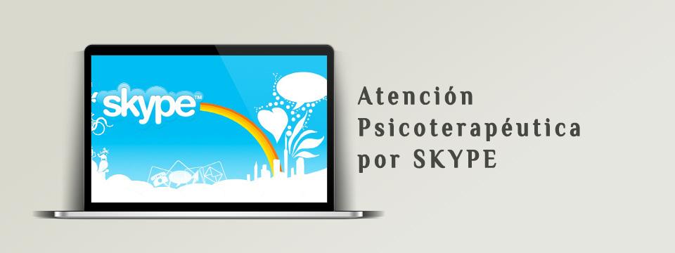 Atención Psicoterapéutica por Skype