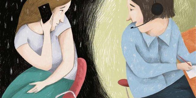 Articulo en «La Nación» sobre prevención del suicidio