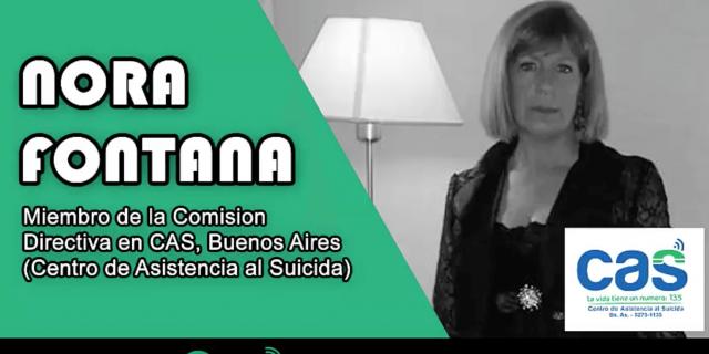 Entrevista en la Radio Nómades «Suicidio-tabú adolescente»